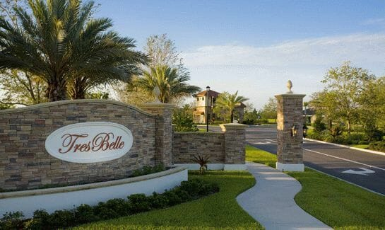 Stuart gated homes for sale in Tres Belle